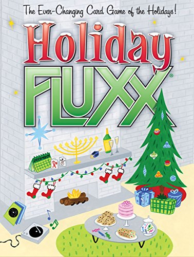 Looney Labs Holiday Fluxx Card -