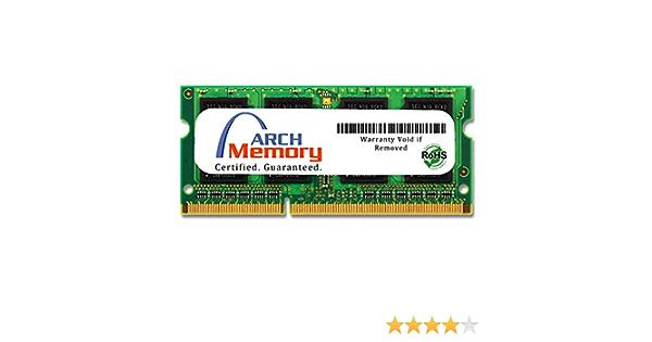 Arch Memory 4 GB 204-Pin DDR3 So-dimm RAM for Lenovo ThinkPad T510 43142NU