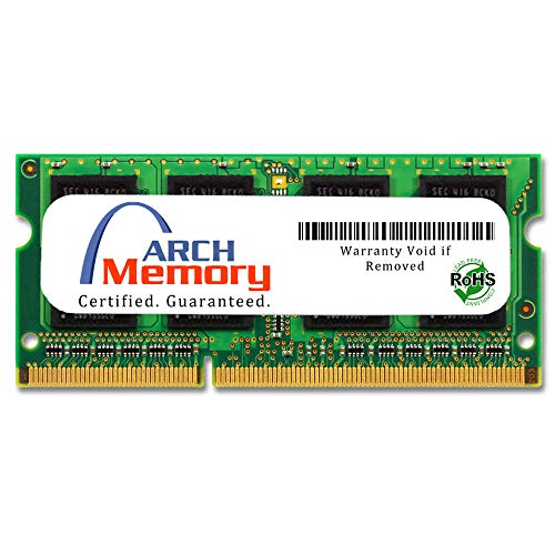 Arch Memory 4GB 204-Pin DDR3 So-dimm RAM for HP ProBook 4530s (Motherboard Probook 4530s)