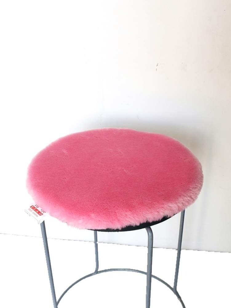 Chaise /à Manger Office Siege Coussin-e 30x30cm 12x12inch YUSE Peluche Coussin De Siege Solide /Épais Slip Chaleureuse Moelleux Doux Lavable Coussin De Bureau