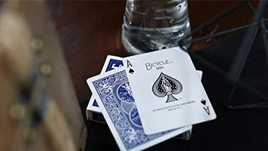 Amazon.com: Ultimate Tarjetas de marcado Deck (Blue Back ...