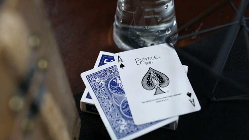 Ultimate Marked Deck (BLUE Back Bicycle Cards) - Trick by Magic Dream (Image #4)