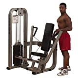 Body Solid Pro Club Line SBP100G3 Chest Press Machine with 310-Pound Weight Stack