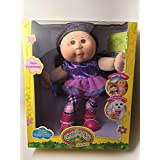 Cabbage Patch Kids 14 Kids - BROWN Hair/BROWN Eye Girl (Rocker) by Cabbage Patch Kids