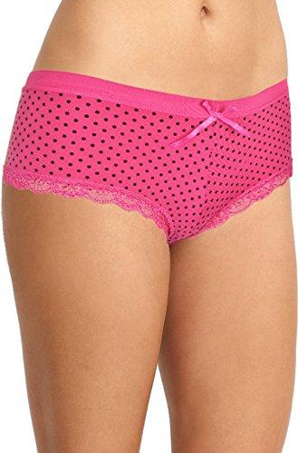 Mark & Mark - Braguitas - para mujer Hot Pink