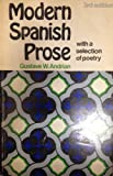 Modern Spanish Prose, Gustave W. Andrian, 0023034300