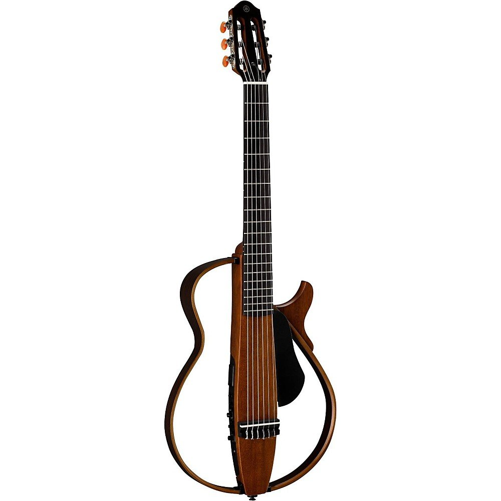 Yamaha Slg200n Nylon String Silent Guitar Natural Modify Acoustic Into The Electric On Fm Wireless Transmitter Musical Instruments