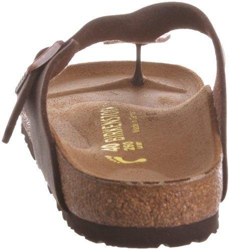 Birkenstock Gizeh Marron Mujeres Sandals