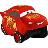 Pillow Pets Disney Pixar Cars 3, Lightning Mcqueen, 16'' Stuffed Plush Toy