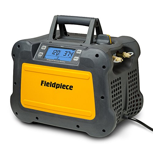 Tool Recovery (Fieldpiece MR45 Recovery Machine)