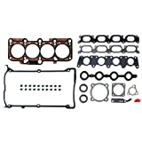 NEW EH1652X1 MLS Cylinder Head Gasket Set for Audi Volkswagen 1.8T Turbocharged (1781cc) 20-Valve Engine A4, A4 Cabriolet, A4 Quattro, A4 Quattro Avant, TT, TT Quattro, New Beetle, New Beetle Cabrio, Golf Gti, Jetta, Passat 97-06