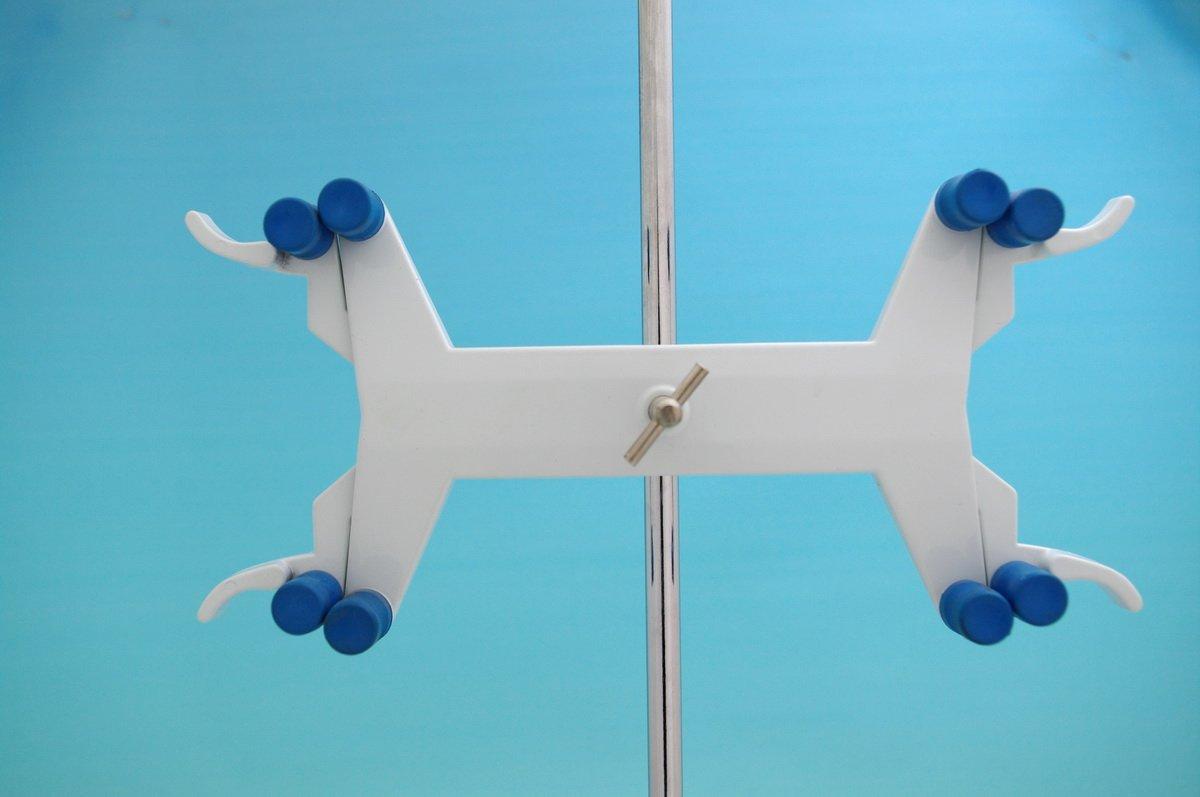 Beyondsupply-Lab Aluminium Alloy Buret Double Burette Clamp