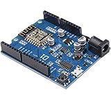 Qunqi Smart Electronics ESP-12E WeMos D1 WiFi uno based ESP8266 shield for arduino Compatible