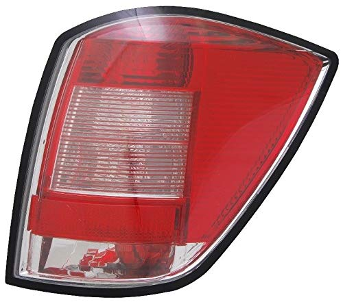 Trade Vehicle Parts OP8048 Rear Light Lamp Driver Side Compatible With Astra H Estate,Van 2007-2010
