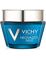 Vichy Neovadiol Night Compensating Complex Night Cream with Hyaluronic Acid, 1.69 Fl. Oz.