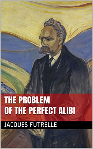 book cover of Problem Of The Perfect Alibi