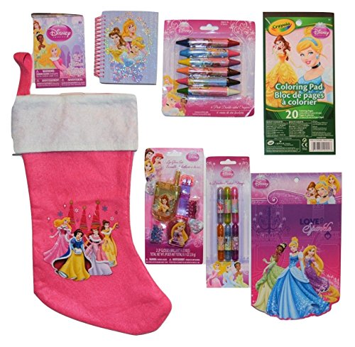 [Disney Princess Christmas Stocking Bundle ~ Picture Perfect 15