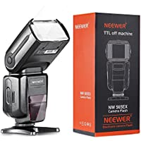 Neewer NW565EX-C E-TTL Slave Flash Speedlite with Flash Diffuser for Canon 5D Mark III,5D Mark II,7D,30D,40D,50D,300D,350D,400D,500D,550D,600D,700D,1000D,1100D and Other Canon DSLR Cameras