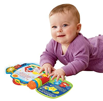 VTech Rhyme and Discover Book from V Tech
