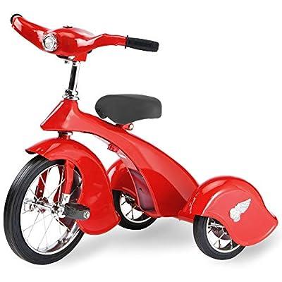 Morgan Cycle Morgan Red Bird Trike: Toys & Games