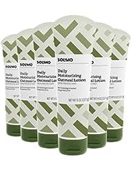 Amazon Brand - Solimo Daily Moisturizing Oatmeal Lotion...