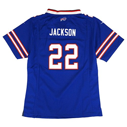 (Nike Fred Jackson Buffalo Bills Home Blue Jersey Girls Youth (S-XL))