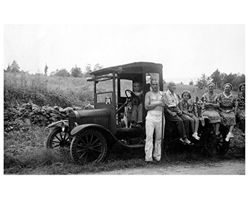 1920 model t ford truck