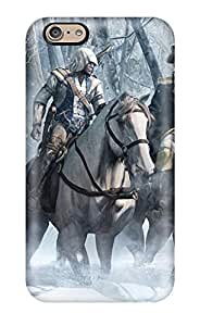 LastMemory Case Cover Protector Specially Made For Iphone 6 Assassin's Creed 3 George Washington