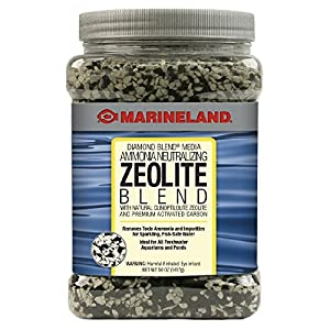 Marineland PA0392 Diamond Blend Activated Carbon/Ammonia Neutralizing Crystals, 50-Ounce, 1417-Gram 54