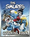 THE SMURFS: Coloring Book for Kids, Gorgeous Illustrations for Coloring