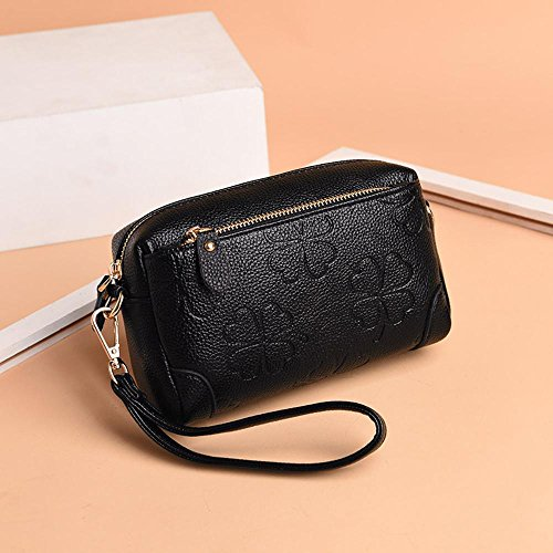 Leather Female Soft Bag Lady Mother Hand Shoulder Aoligei Messenger Large Wallet 0 To Capacity AUwEq5tv