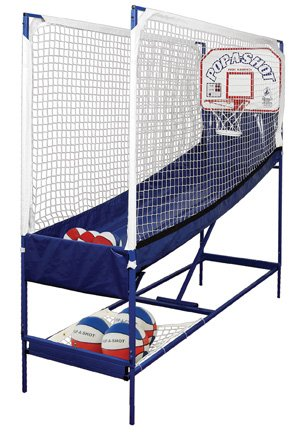 First Team Pop-A-Shot Premium Home Electronic Basketball Game
