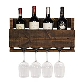 del Hutson Designs – The Little Elm Wine Rac...