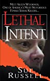 Lethal Intent, Sue Russell, 0786022264