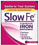Slow Fe, High Potency Iron 45 mg, Slo...