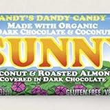 Amys Organic Sunny Candy Bar, 1.3 Ounce -- 12 per case.