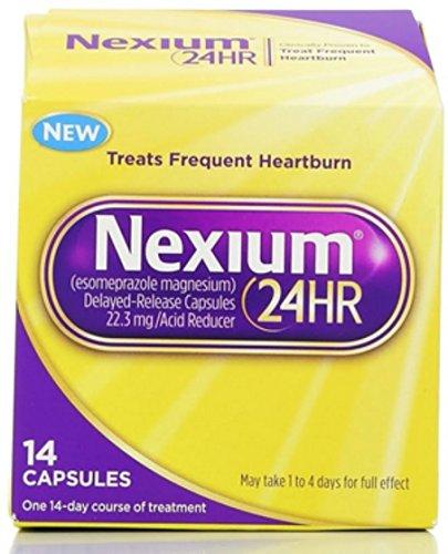 Nexium 24HR Capsules 14 ea (Pack of 11) by Nexium