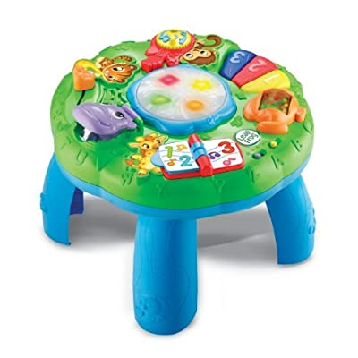 Leapfrog Animal Adventure Learning Table Frustration Free Packaging by LeapFrog