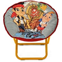 Disney Jake and The Neverland Pirates Toddler Saucer Chair