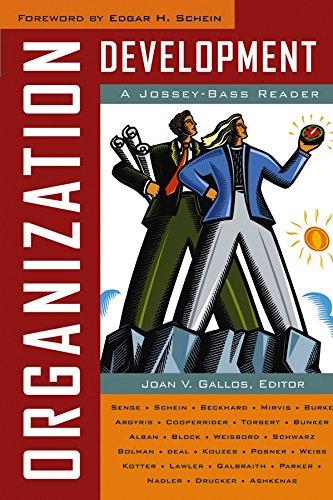 Organization Development: A Jossey-Bass Reader (The Jossey-Bass Business and Management Reader Series)