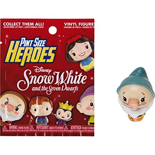 Seven Dwarfs Miniature - Bashful: Funko Pint Size Heroes x Disney - Snow White Micro Vinyl Figure (21217)