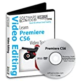 PREMIERE PRO CS6 Training DVD Over 8 Hours of Video Tutorials Training Sale 60% Off training video tutorials DVD