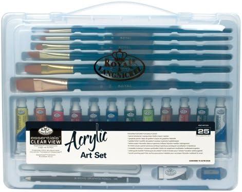 Royal & Langnickel RSET-ART3202 - Estuche grande de pinturas ...