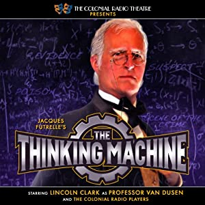 The Thinking Machine Audiobook