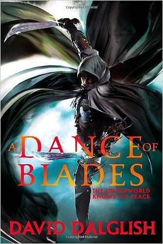 a dance of blades dalglish david