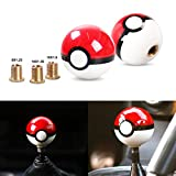 Universal Pokemon Poke Ball Shift Knob M10X1.25 for