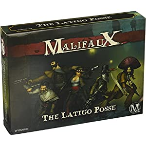 Wyrd Miniatures Malifaux Latigo Posse Model Kit