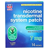Rite Aid Nicotine Patch - Step 3 | 7 mg - 14 Count