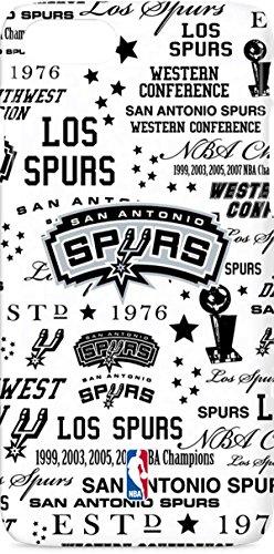 NBA San Antonio Spurs iPhone 7 Lite Case - San Antonio Spurs Historic Blast Lite Case For Your iPhone (Lite Spur)