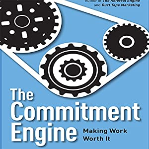 The Commitment Engine Audiobook